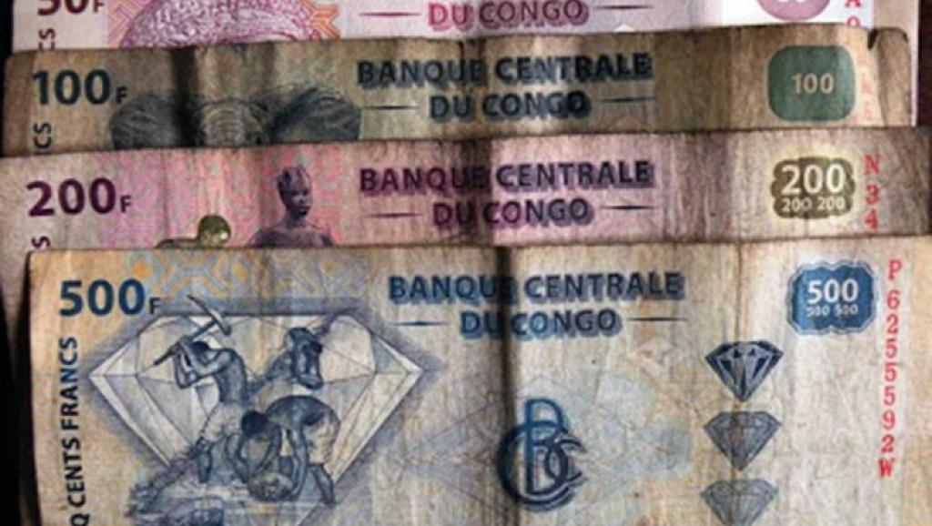 RDC : La Banque Centrale ouvre un guichet pour les petites coupures du Franc  Congolais | DeskEco