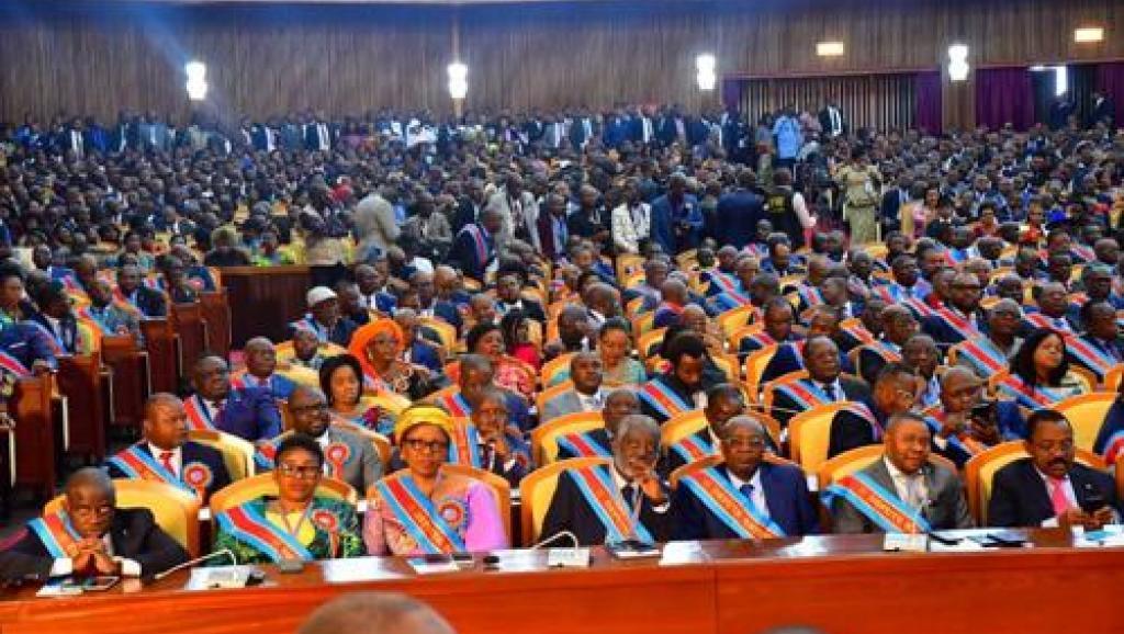 RDC : au dernier Congrès, chaque député a touché la bagatelle de 1000 USD | DeskEco