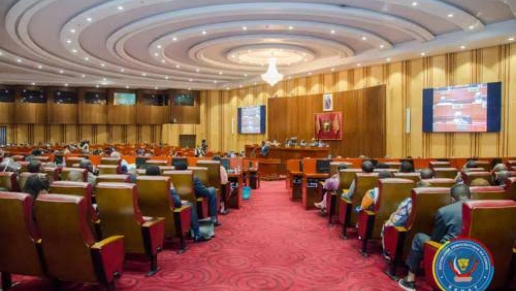 Sénat RDC. Ph. Droits tiers.