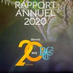 Rapport annuel 2020 du Bureau Central de Coordination. Ph. ACTUALITE.CD